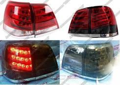 Стоп-сигнал. Lexus LX570 Toyota Land Cruiser, VDJ200, URJ200, URJ202, URJ202W, UZJ200, UZJ200W Двигатели: 3URFE, 1VDFTV, 1URFE, 2UZFE