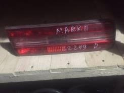 Вставка багажника TOYOTA MARK II