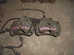 Суппорт тормозной. Nissan AD, VY11, WPY11, VENY11, WFY11, VGY11, WHY11, VFY11, VHNY11, VEY11, WHNY11, WRY11 Nissan Wingroad, VGY11, VFY11, WRY11, VY11...