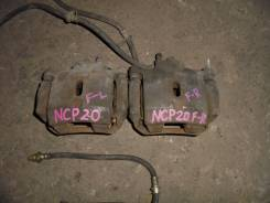 Суппорт тормозной. Toyota Yaris Verso, NCP20 Toyota Echo Verso, NCP20 Toyota Funcargo, NCP20