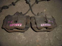 Суппорт тормозной. Renault Kangoo