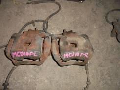 Суппорт тормозной. Toyota Harrier, MCU10, ACU15, MCU15, SXU15, SXU10, ACU10