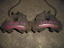 Суппорт тормозной. Opel Zafira, A05 Двигатели: A18XER, Z18XER