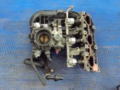 Коллектор впускной. Suzuki Alto, HA25S, HA25V Двигатель K6A