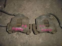 Суппорт тормозной. Ford Fiesta, CBK Ford Fusion, CBK Двигатели: DURATEC, ZETECSE, FXJA, FXJB, FYJA, FYJB, FXJC