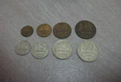 Продам монеты СССР за 1980 год