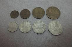 Продам монеты СССР за 1982 год