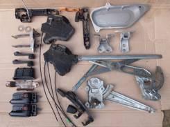 Привод стеклоподъемника. Toyota Corolla Fielder