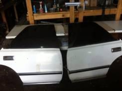 Дверь багажника. Toyota Crown, GS131, GS131H