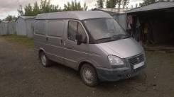 """ГАЗ 2752. Продается грузовой цельнометаллический фургон Газ-2752 """"Соболь"""", 2 890 куб. см., 1 000 кг."""