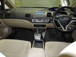Панель приборов. Honda Civic, FD2, FD3, FD1 Двигатель R18A