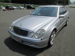 Mercedes-Benz E-Class. W211, M112