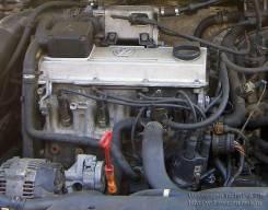 2E Двигатель VW Passat B3 1988-1993 2.0л., 8V, 115л. с.