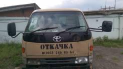 Toyota Dyna. Продам шасси , 4 100 куб. см., 3 000 кг.