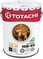 Totachi. Вязкость 10W-40, полусинтетическое