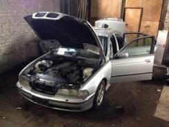 Тросик открывания топливного бака BMW E39 528i. BMW 5-Series, E39