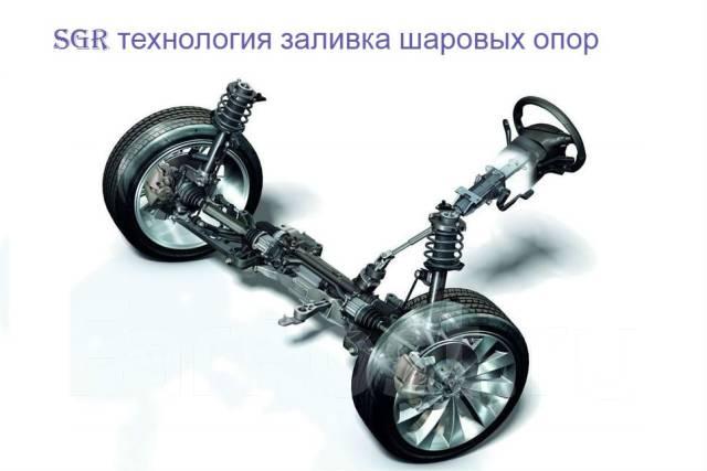 Диагностика, ремонт рулевых реек.