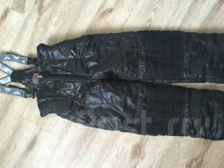 Тёплые штаны. Рост: 116-122 см