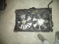 Радиатор охлаждения двигателя. Mazda MPV, LWFW, LW5W, LWEW