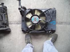 Радиатор охлаждения двигателя. Mazda Demio, DY3W, DY5R, DY5W, DY3R Mazda Verisa, DC5R, DC5W