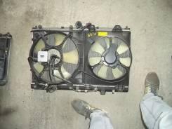 Радиатор охлаждения двигателя. Mitsubishi RVR, N61W, N64WG, N71W, N74WG Mitsubishi Chariot, N84W Mitsubishi Chariot Grandis, N84W, N94W Двигатели: 4G6...
