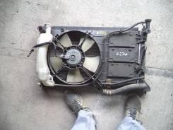 Радиатор охлаждения двигателя. Mitsubishi Colt Plus, Z25A, Z27A, Z27AG Mitsubishi Colt, Z25A, Z27A, Z27AG Двигатели: 4G15, 4G19