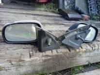Зеркало заднего вида боковое. Daewoo Nexia, KLETN Двигатель F15MF