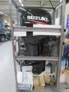 Suzuki. 100,00л.с., 4х тактный, бензин, нога L (508 мм), Год: 2014 год