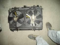 Радиатор охлаждения двигателя. Nissan Avenir, PNW11, PW11 Двигатель SR20DE
