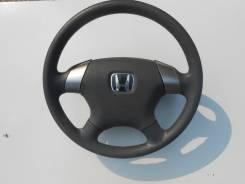 Руль. Honda Stream, RN1, RN4, RN2, RN3 Двигатели: K20A, D17A, D17A K20A
