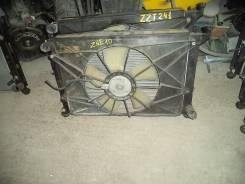 Радиатор охлаждения двигателя. Toyota Wish, ZNE10, ZNE10G Toyota Scion, ANT10 Scion tC, ANT10 Двигатели: 1ZZFE, 2AZFE