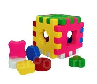 Куб логика новый
