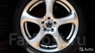 Bridgestone. 7.5x18, 5x114.30, ET38, ЦО 72,0мм.