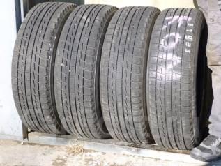 Bridgestone ST10. Зимние, без шипов, 2011 год, износ: 20%, 4 шт