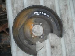 Кожух тормозного суппорта. Toyota Corolla, NDE150, ZZE150, ADE150, ZRE151, ZRE152 Toyota Auris, ADE150, NDE150, ZZE150, ZRE151, ZRE152 Двигатели: 1ZRF...