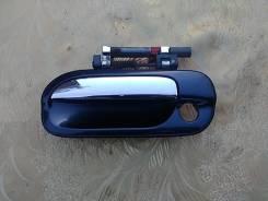 Ручка двери внешняя. Nissan Sunny, SB15, FNB15, FB15, B15 Двигатели: QG13DE, YD22DD, QG15DE