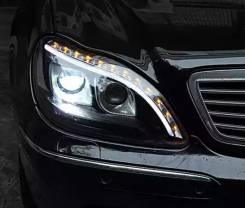 Фара. Mercedes-Benz S-Class, W220. Под заказ