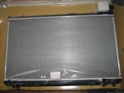 Радиатор охлаждения двигателя. Toyota Verossa, JZX110 Toyota Brevis, JCG11, JCG10, JCG15 Toyota Mark II Wagon Blit, JZX110 Toyota Mark II, JZX110 Двиг...
