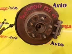 Диск тормозной. Honda Odyssey, RA2 Двигатель F22B