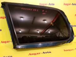 Стекло боковое. Honda Odyssey, RA2 Двигатель F22B
