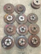 Диск тормозной. Toyota Windom, MCV30 Toyota Harrier, MCU10, ACU15, MCU15, SXU15, SXU10, ACU10 Toyota Camry, MCV31, MCV30, ACV30 Двигатели: 1MZFE, 2AZF...