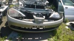 Ноускат. Nissan Tiida, C11, C11X Двигатель HR15DE