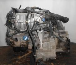 Двигатель в сборе. Honda Accord, CF7 Двигатель F23A