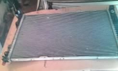 Радиатор охлаждения двигателя. Mercedes-Benz W203 Mercedes-Benz CLK-Class, C209 Mercedes-Benz C-Class, W203, CL203, S203