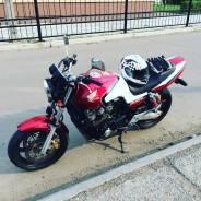 Honda CB 400SF. 399 куб. см., исправен, птс, с пробегом