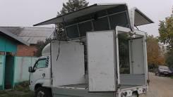 Kia Bongo III. Продаёться грузовик кия бонго 3 будка бабочка, 2 900 куб. см., 1 500 кг.