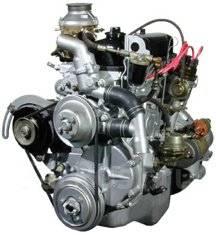 Двигатель УМЗ-417 82 л. с для УАЗ
