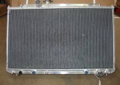 Радиатор охлаждения двигателя. Toyota Verossa, GX110, JZX110 Toyota Mark II Wagon Blit, JZX110 Toyota Mark II, GX110, JZX100, JZX110 Двигатель 1JZGTE