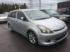 Toyota Wish. ANE11, 1AZFSE