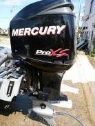 Mercury. 250,00л.с., 2х тактный, бензин, нога L (508 мм), Год: 2007 год